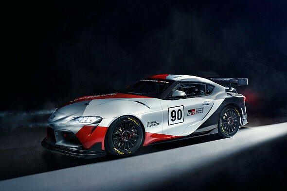 Startet die neue Supra bald in der GT4-Klasse? - Foto: Toyota