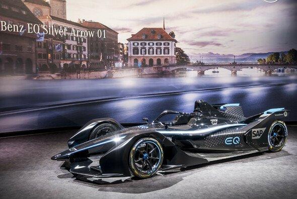 Mercedes steigt zur kommenden Saison als Hersteller in die Formel E ein - Foto: Mercedes-Benz
