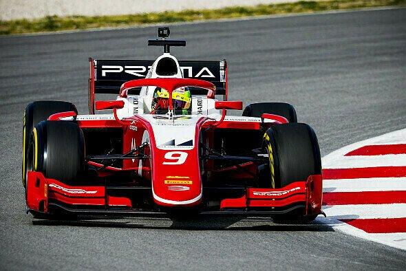 Ferrari-Junior Mick Schumacher geht 2019 mit Prema Racing in seine erste Formel-2-Saison - Foto: FIA Formula 2