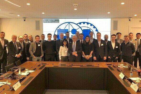 Die FIA Arbeitsgruppe traf sich in Genf zum ersten Mal. - Foto: FIA