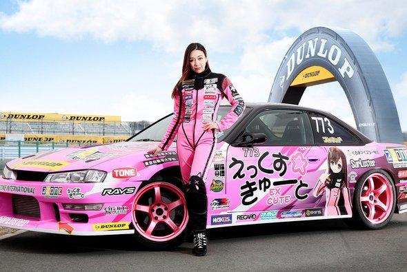 Der Manga-Star Tsukamoto startet 2019 auf dem Nürburgring. - Foto: VLN