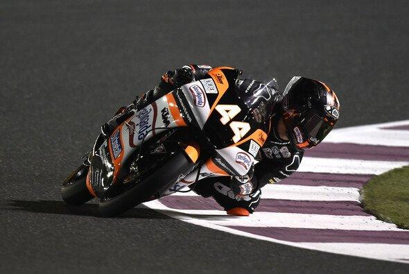Aron Canet steht in Katar auf der Moto3-Pole - Foto: LAT Images