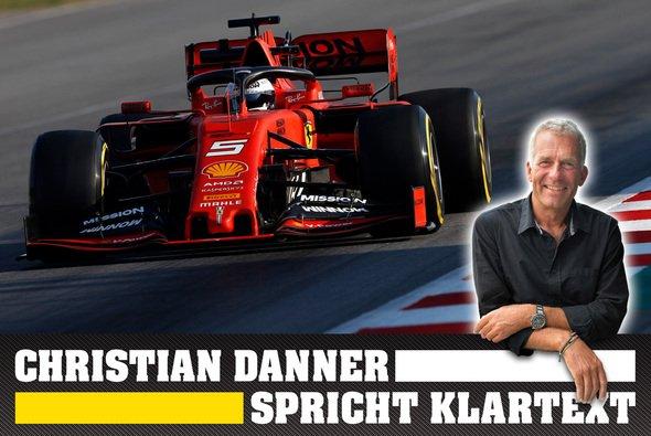 Für Christian Danner ist Ferrari in der Formel 1 WM-Kandidat Nummer eins - Foto: Motorsport-Magazin.com