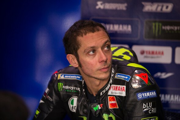 Valentino Rossi würde gerne in Spa-Francorchamps an den Start gehen - Foto: Tobias Linke