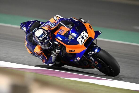 Miguel Oliveiras MotoGP-Debüt verlief nicht problemslos - Foto: KTM
