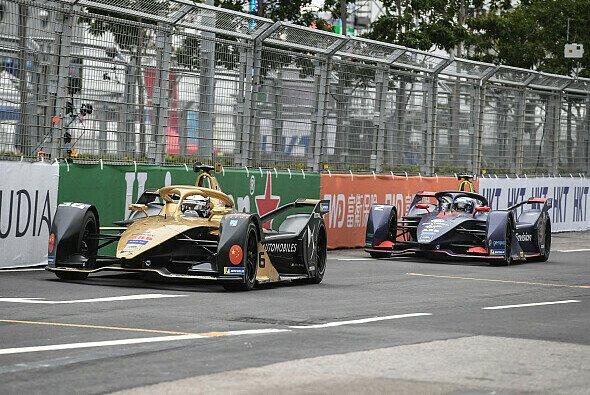 Wird das Formel-E-Rennen in Sanya wieder so spannend wie in Hongkong? - Foto: LAT Images