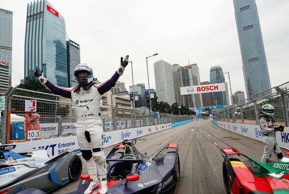 Viele Ausfälle prägen das 50. Rennen der Formel-E-Geschichte - Foto: LAT Images