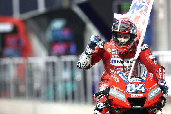 Andrea Dovizioso darf aufatmen - seine Ducati ist legal - Foto: LAT Images