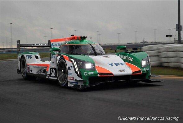 Rene Binder greift mit Juncos Racing bei den 12H Sebring an - Foto: Richard Prince/Juncos Racing