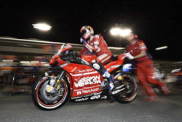 Ist die Ducati regelkonform oder nicht? - Foto: LAT Images