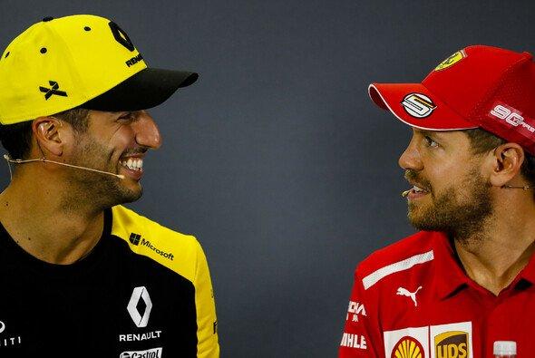 Daniel Ricciardo war Sebastian Vettel bei McLaren immer klar voraus - Foto: LAT Images