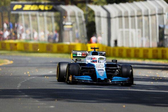 Williams ist in Australien klar das Schlusslicht des Formel-1-Feldes - Foto: LAT Images