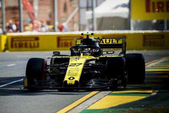 Nico Hülkenberg war zum Formel-1-Auftakt in Australien sehr gut unterwegs - Foto: LAT Images