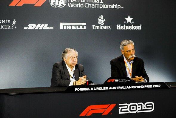 Jean Todt und Chase Carey wollen eine gesunde Expansion der Formel 1 - Foto: LAT Images