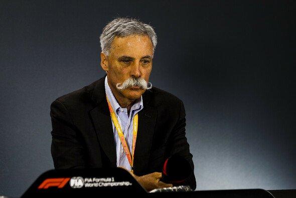 F1-CEO Chase Carey muss von ordentlichen Einbußen berichten - Foto: LAT Images