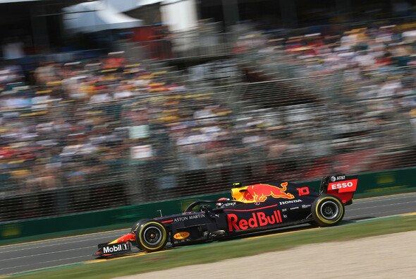 Red-Bull-Fahrer Pierre Gasly erlebte in seinem ersten Formel-1-Qualifying für Red Bull ein Desaster - Foto: LAT Images