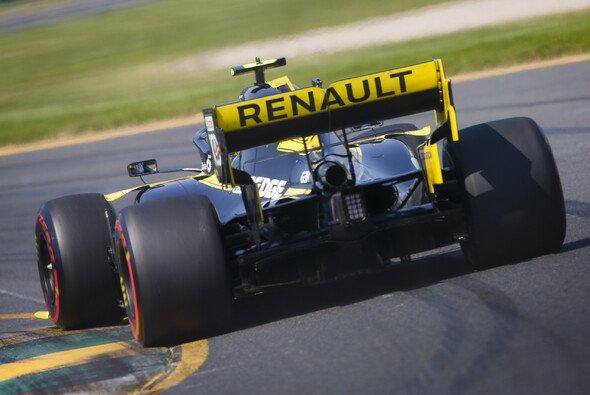 Renault musste sich im Australien-Qualifying der Konkurrenz aus dem Formel-1-Mittelfeld geschlagen geben - Foto: LAT Images