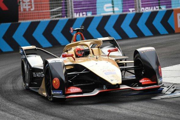 Formel-E-Champion Jean-Eric Vergne holt seine erste Pole in dieser Saison - Foto: LAT Images