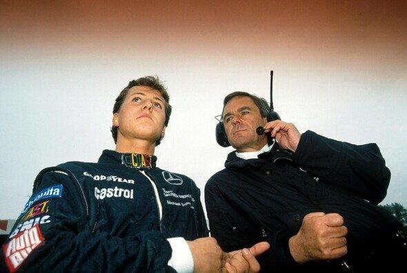 Jochen Neerpasch bereitete Michael Schumacher den Weg bis in die Formel 1 - Foto: LAT Images