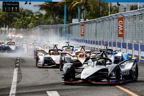 Nissan ersetzt seit der vergangenen Saison Renault beim Team e.dams - Foto: LAT Images