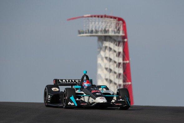 Rookie Colton Herta gewann in Austin - Foto: IndyCar