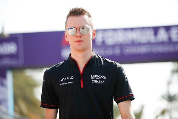 Max Günther startet beim Rom ePrix wieder für Dragon - Foto: LAT Images