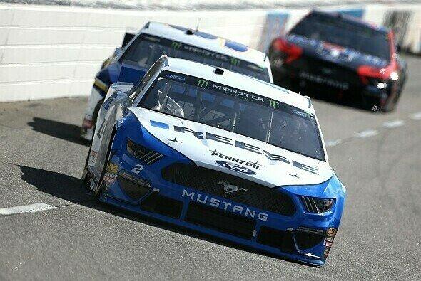 Zweiter Saison- und Martinsville-Sieg für Brad Keselowski - Foto: NASCAR