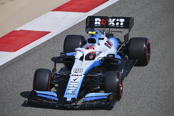 Robert Kubicas Williams gibt ihm auch beim zweiten Formel-1-Rennen 2019 in Bahrain Rätsel auf - Foto: LAT Images