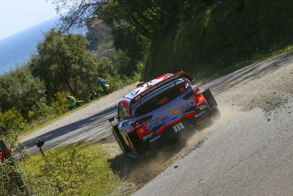 Die Rallye Korsika ist das erste reine Asphaltevent der Saison 2019 - Foto: LAT Images