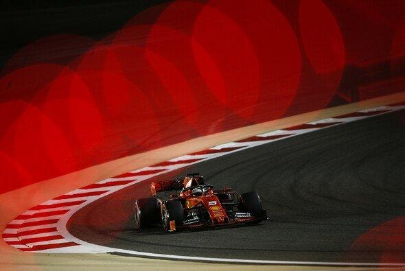 Sebastian Vettel ist mit der Wüsten-Performance Ferraris noch nicht ganz zufrieden - Foto: LAT Images