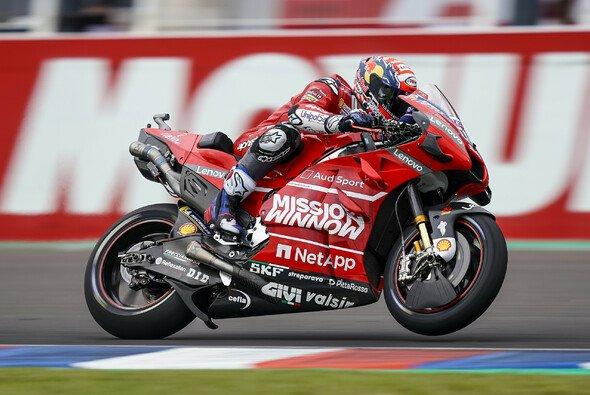 Andrea Dovizioso startet ideal in das Argentinien-Wochenende - Foto: Ducati