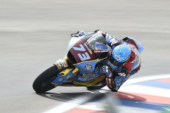 Alex Marquez holte sich in Sepang die Moto2-Pole - Foto: Estrella Galicia Marc VDS