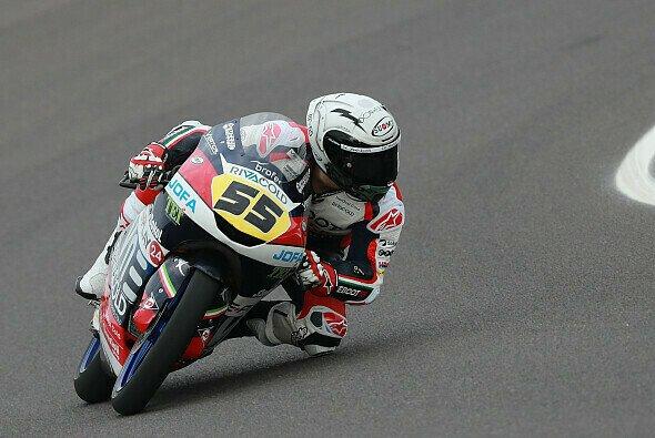 Romano Fenati bleibt ein weiteres Jahr in der Moto3 - Foto: LAT Images