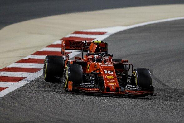 Trotz Defekt ist Charles Leclercs Ferrari-Motor für China wieder einsatzbereit - Foto: LAT Images