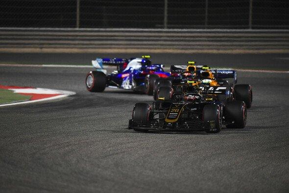 Haas war im Rennen chancenlos. - Foto: LAT Images