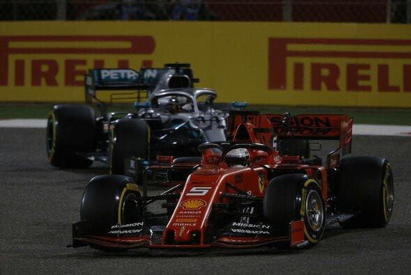 Ferrari war in Bahrain vor Mercedes, China wird die nächste Bewährungsprobe - Foto: LAT Images