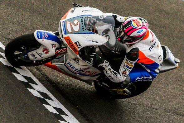 Jesko Raffin ist wieder zurück - Foto: NTS RW Racing