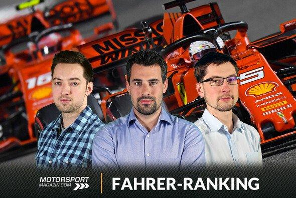 Die Ferrari-Piloten finden sich ganz vorne und ganz am Ende des Fahrerrankings - Foto: LAT Images/Motorsport-Magazin.com
