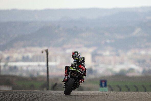 Jonathan Rea blickt auf vier erfolgreiche Jahre mit Kawasaki zurück - Foto: Kawasaki