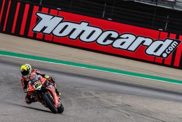 Alvaro Bautista siegte auch im zweiten Superbike-Rennen von Assen - Foto: WSBK