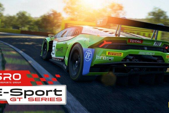 2019 startet die erste offizielle GT eSport Serie - Foto: SRO