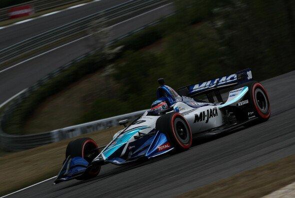 Takuma Sato fuhr ein fast fehlerfreies IndyCar-Rennen - Foto: IndyCar