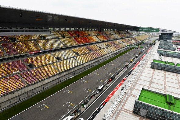 Fällt der China GP 2020 wegen der Corona-Epidemie aus? - Foto: LAT Images