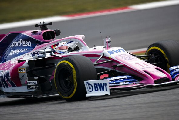 Racing Point plant momentan für die eigene Zukunft in der Formel 1 - Foto: LAT Images
