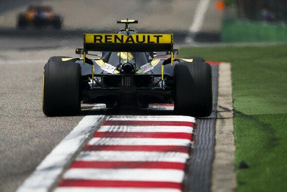 Sieht die Mittelfeld-Konkurrenz in China Renault nur aus der Heckansicht? - Foto: LAT Images