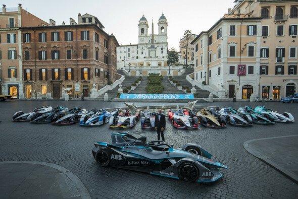 Die Formel E soll am 04. April 2020 nach Rom zurückkehren - Foto: LAT Images