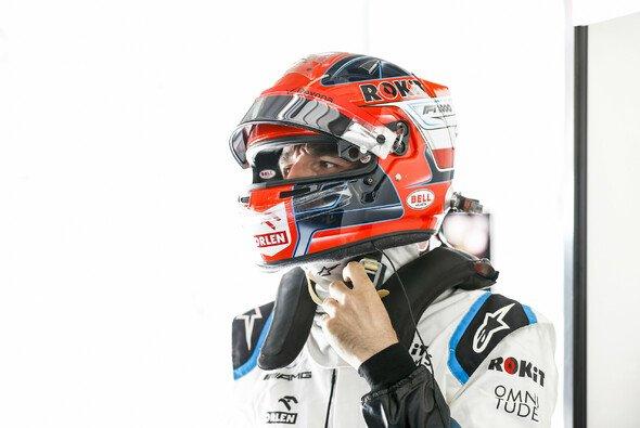 Robert Kubica war nach dem Formel-1-Qualifying in Ungarn mit seinem Latein am Ende - Foto: LAT Images
