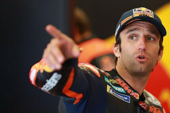 Johann Zarco fand in Jerez deutliche Worte für die KTM - Foto: LAT Images