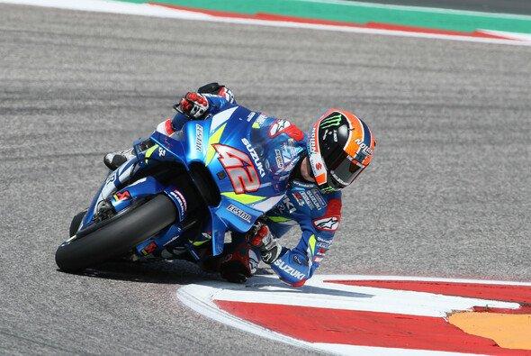 Alex Rins gewinnt sein erstes MotoGP-Rennen - Foto: LAT Images