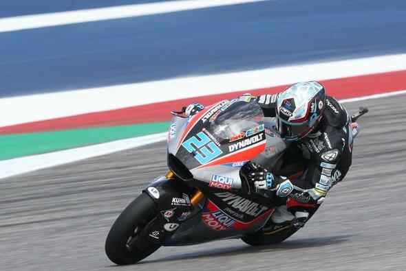 Marcel Schrötter holt erneut Pole Position - Foto: LAT Images